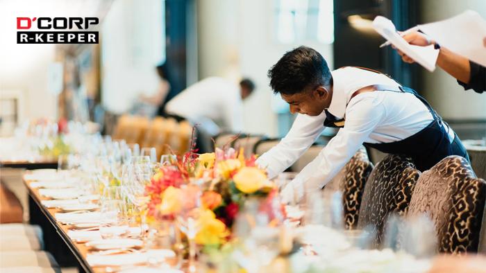 quản trị nhân sự nhà hàng