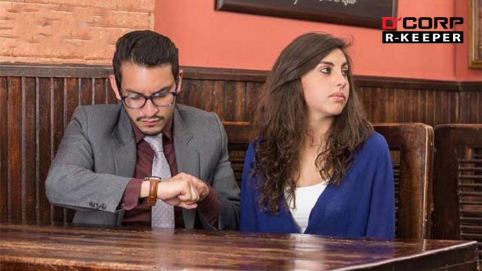 tình huống thường gặp trong nhà hàng