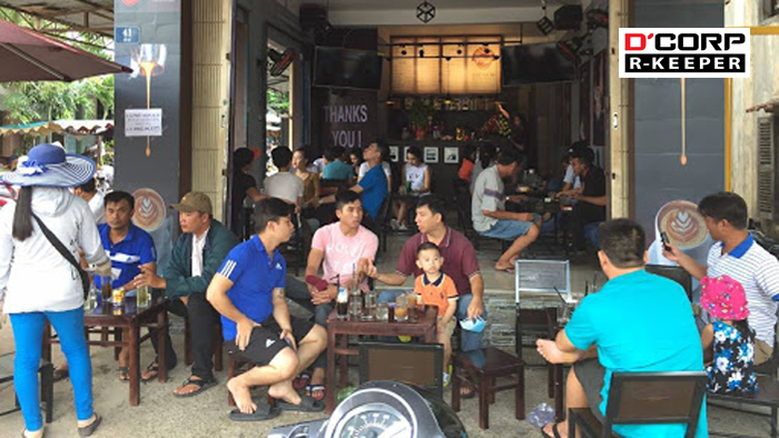 kinh doanh quán cafe