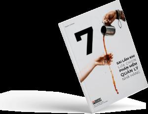 7 sai lầm khi lựa chọn phần mềm quản lý nhà hàng