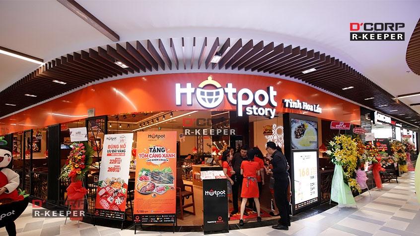 Hotpot Story